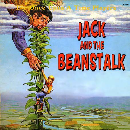 K14 - Jack and the Beanstalk on CD