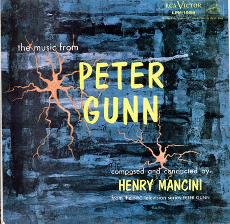 LPM1956 - Peter Gunn on CD