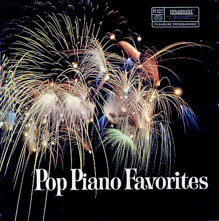 RDA36 - Pop Piano Favorites on CD