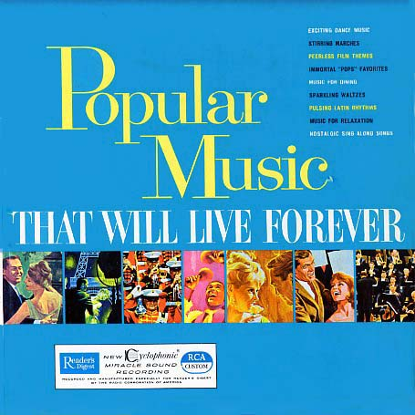 RD31 - Popular Music That Will Live Forever on CD