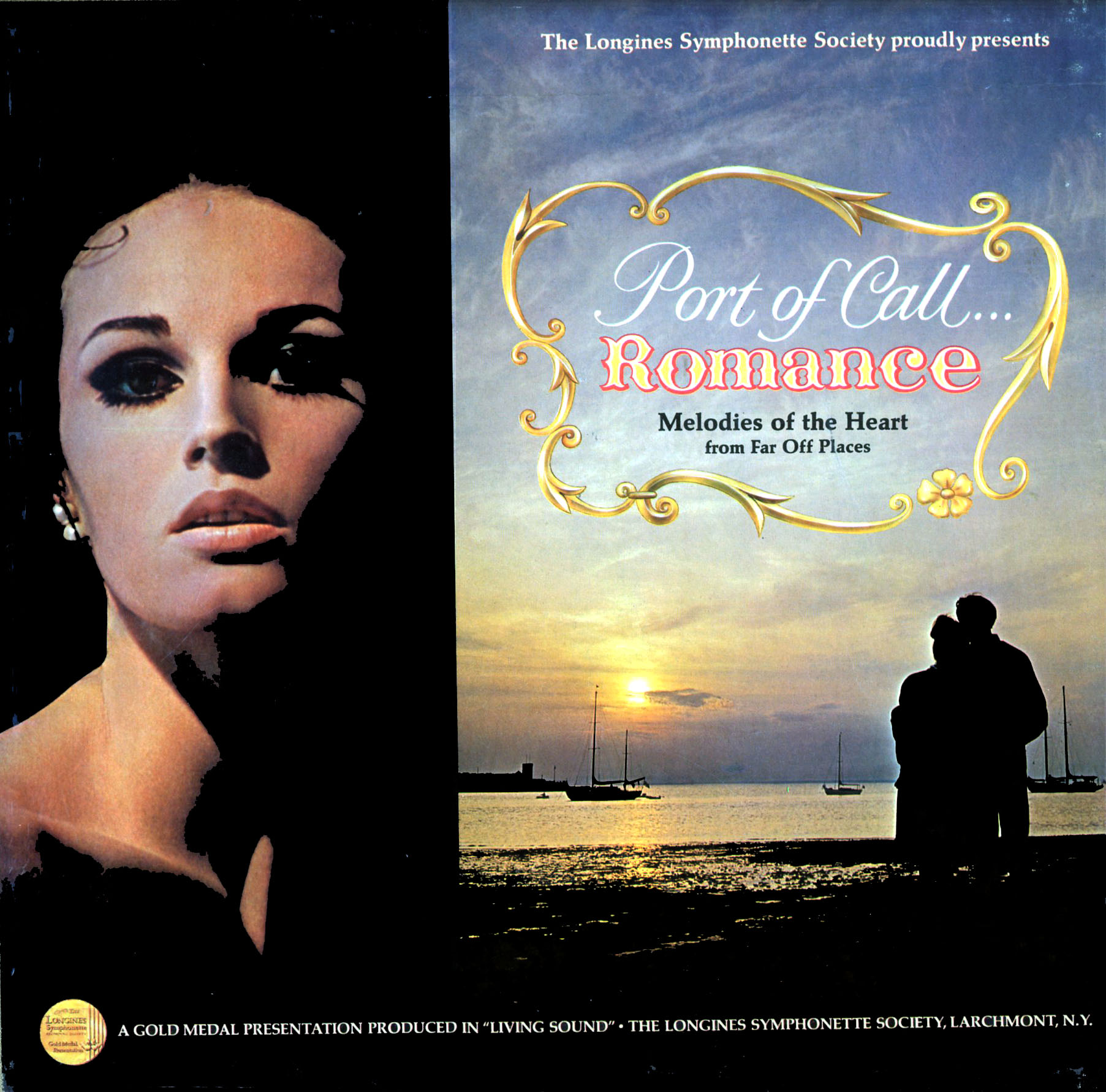 LWS278 - Port of Call Romance on CD