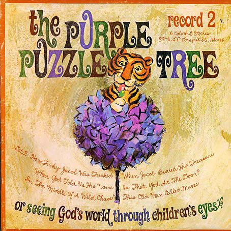 792201 - Purple Puzzle Tree Record 2 on CD