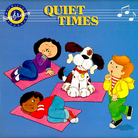 9004 - Quiet Times on CD