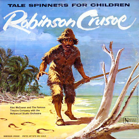 UAC11015 - Robinson Crusoe on CD