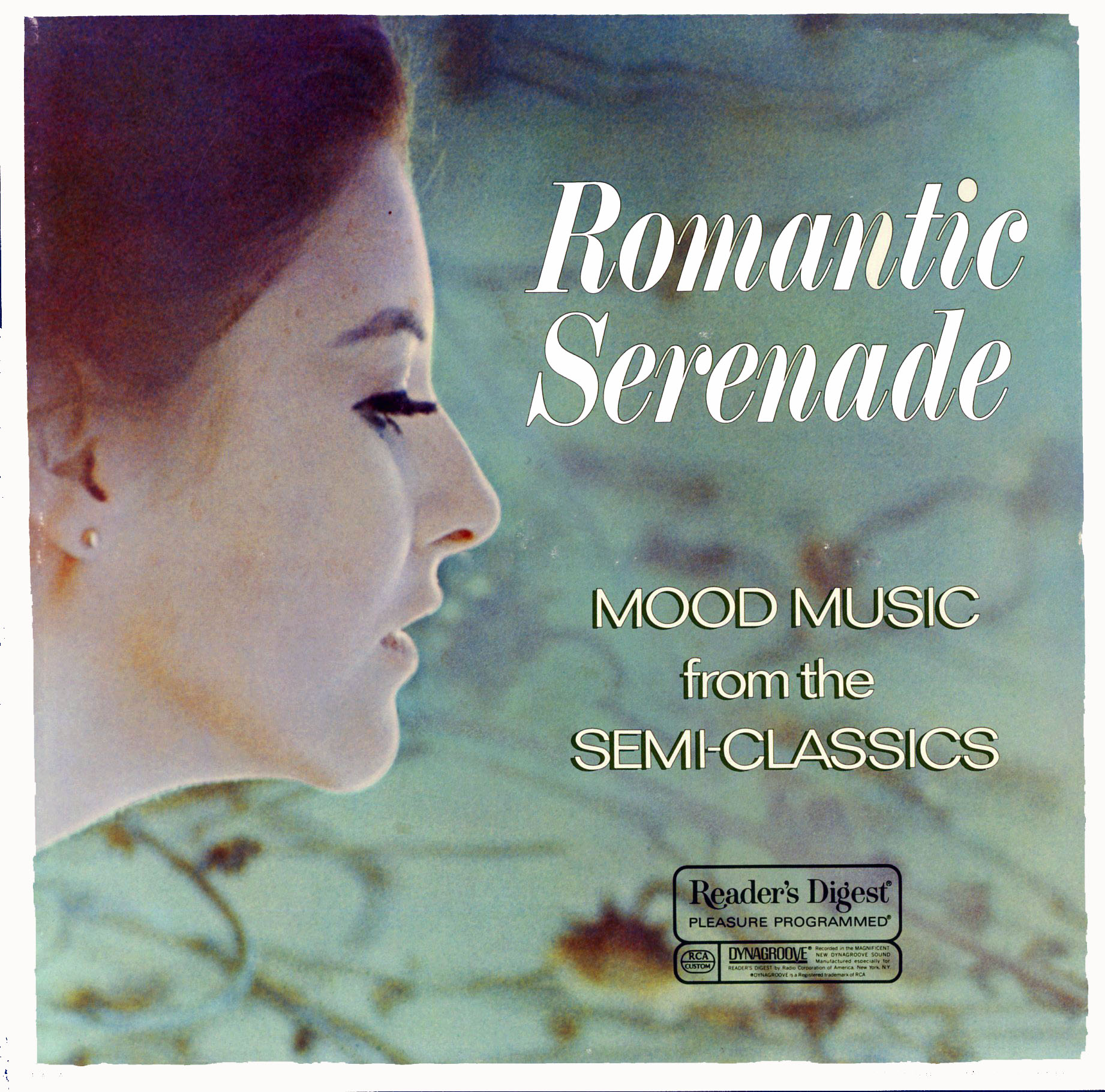 RDA81A - Romantic Serenade Mood Music from the Semi Classics on CD