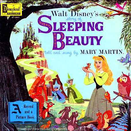 ST3911 - Sleeping Beauty on CD