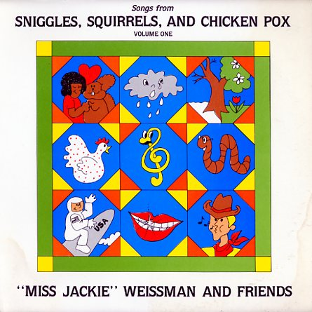 SO17789 - Sniggles, Squirrels, and Chicken Pox Volume 1 on CD