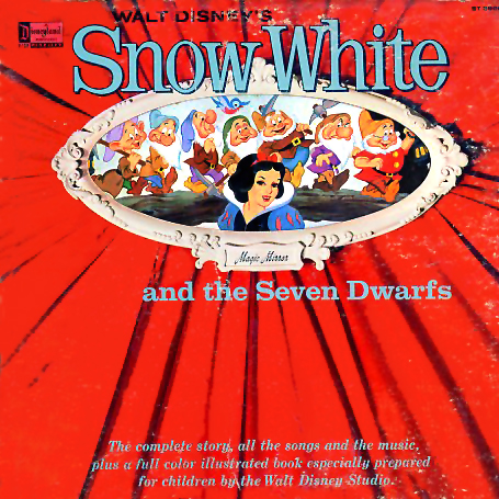 ST3906 - Snow White Soundtrack Complete Story, Songs, and Music on CD