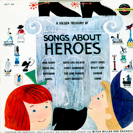 GLP42 - Songs About Heros on CD