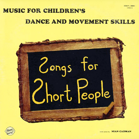 EDLPS20001 - Songs For Short People on CD