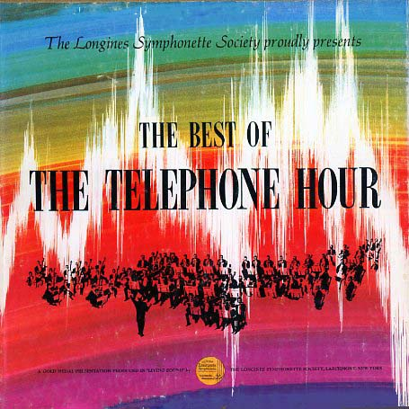 LWS382 - Best Of The Telephone Hour on CD