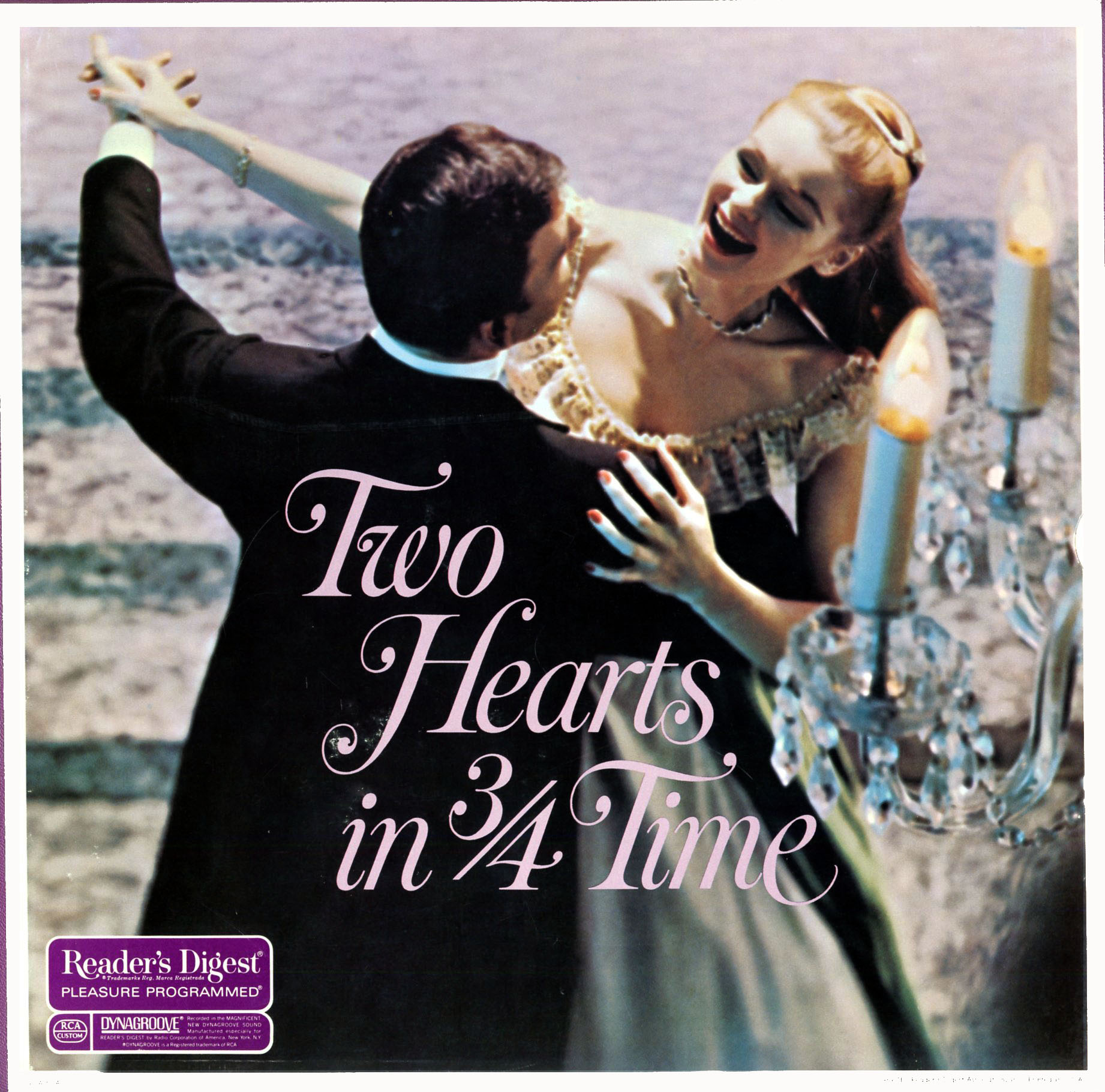 RDA69A - Two Hearts in 3/4 Time on CD