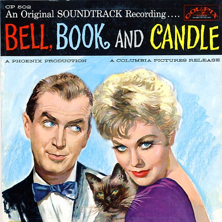 Bell Book And Candle Cp502 Motion Picture Soundtrack